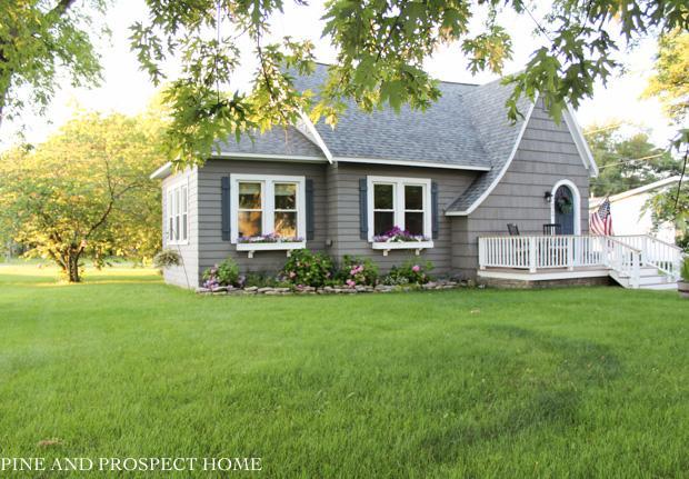 Tudor Revival - English cottage style home tour