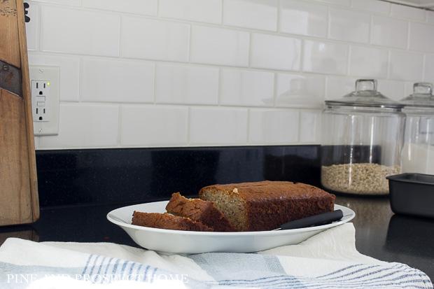 Best Ever Banana Bread Using Pillsbury Gluten Free Flour Pine And Prospect Home