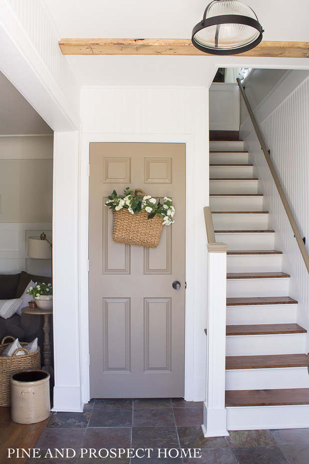 Welcome to our cottage style home in the summer!